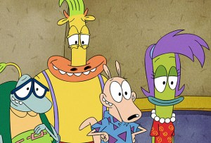 Existential Review: Rocko's Modern Life - Static Cling.