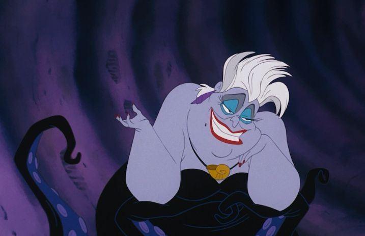 The Little Mermaid, 1989 Disney
