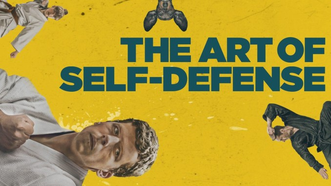 Movie Leftovers: The Art of Self Defense.