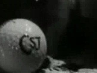 Retro Short: Evil Demon Golfball from Hell.