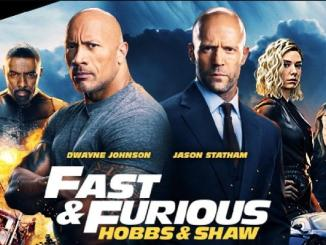 Movie Leftovers: Hobbs & Shaw.