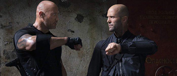 Movie Leftovers: Hobbs & Shaw.