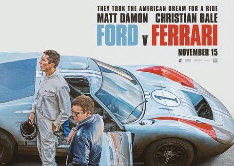 Coming Soon Trailers: Charlie's Angels, Ford V Ferrari.
