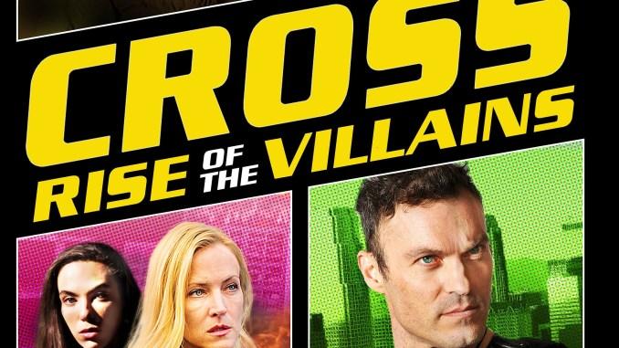 Little Box of Horrors: Cross - Rise of the Villains.