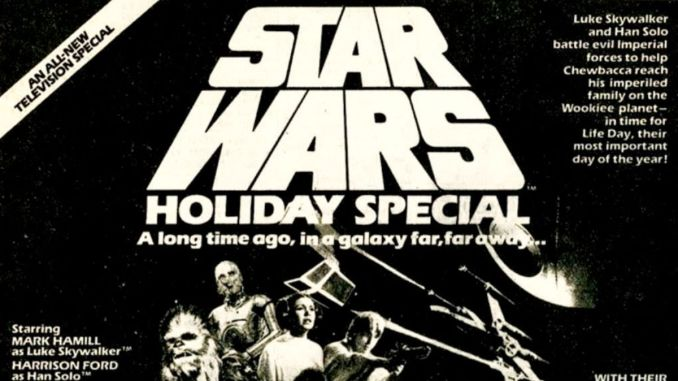 How Bad Is...The Star Wars Holiday Special?