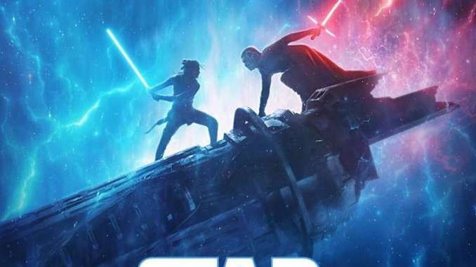 Coming Soon Trailers: The Rise of Skywalker.