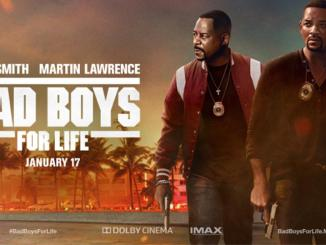 Box Office Wrap Up: Bad Boys Bank.