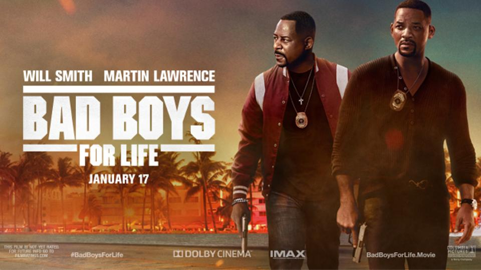 Box Office Wrap Up: Bad Boys Bank.