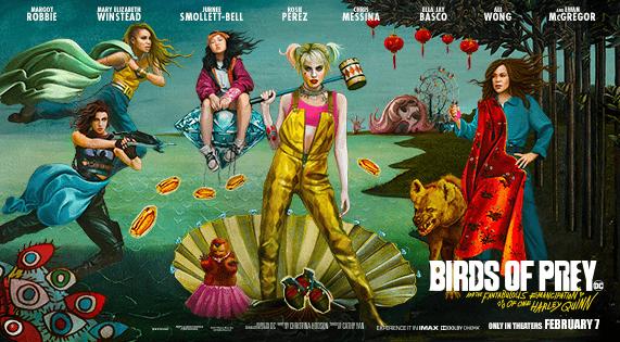 Coming Soon Trailers: Birds of Prey.