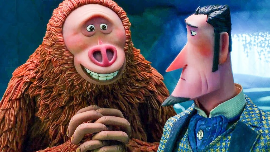 Oscars 2020: Missing Link