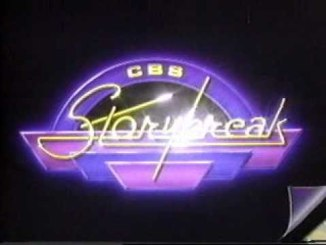 TV That...Complicated...My Childhood: CBS Storybreak.