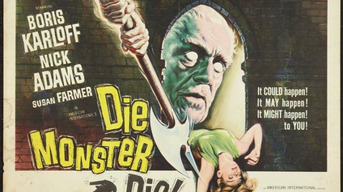 Retro Review: Die, Monster, Die! (1965).