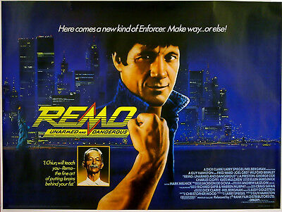 Retro Review: Remo Williams - The Adventure Begins (1985).