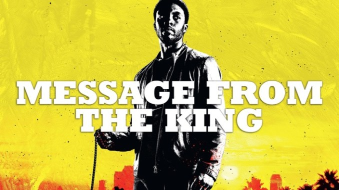 Movie Review: Message from the King.