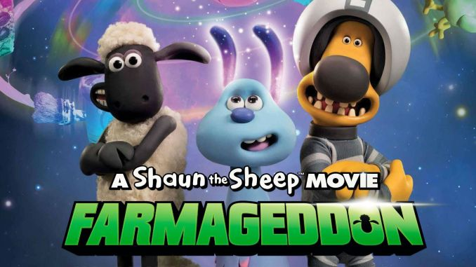 Oscars 2021: Shaun the Sheep - Farmageddon.
