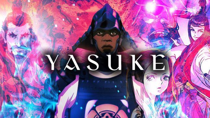 Binge or Purge?: Yasuke.