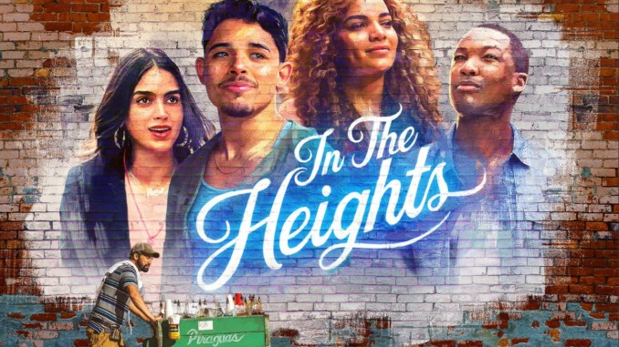Movie Review: In the Heights.