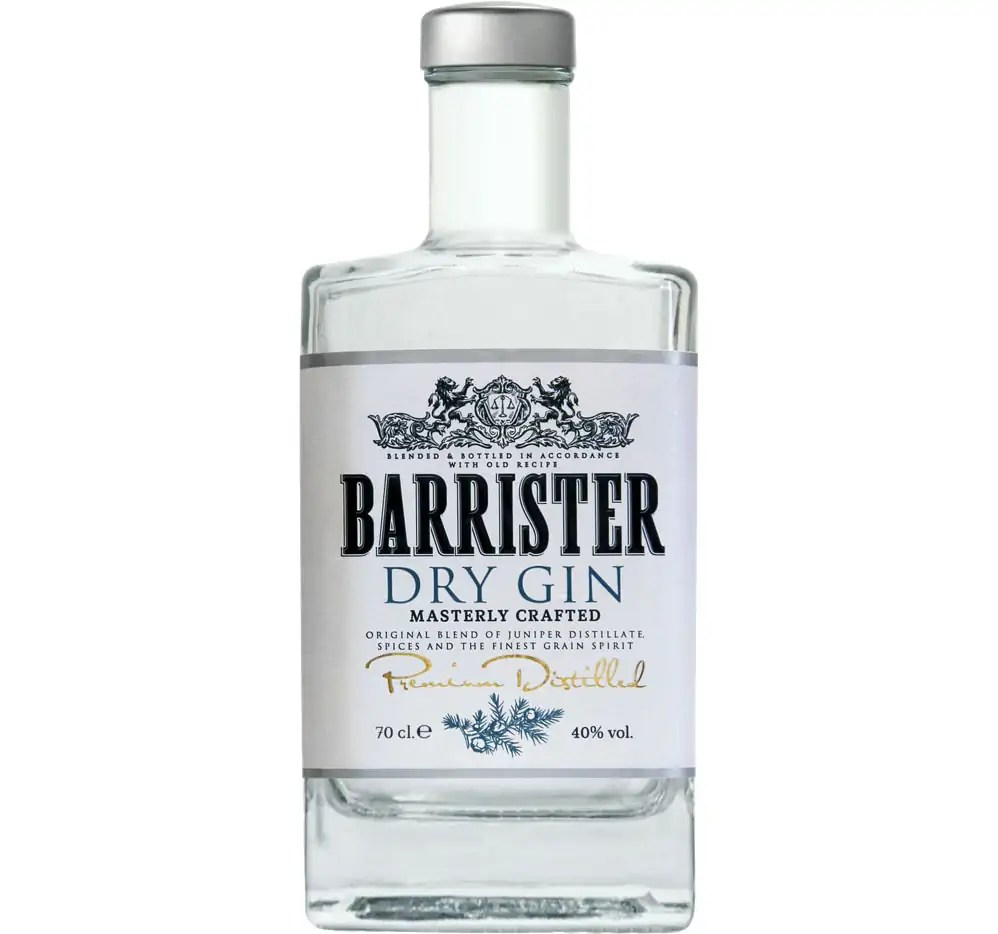 Barrister Dry