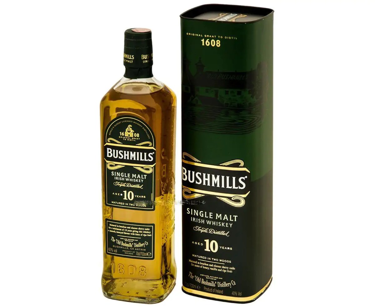 Bushmills Single