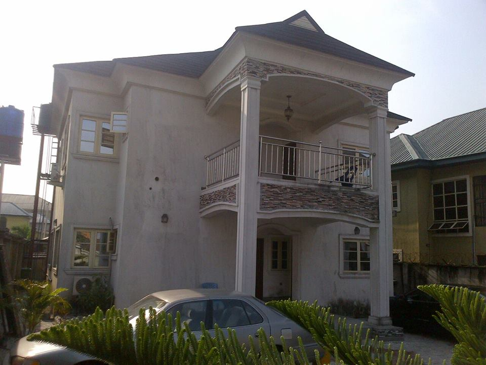 4 bedroom Duplex for Sale at Odili Road