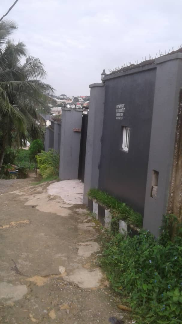 4 Bedroom detached duplex with C.of. O at Calabar for Sale