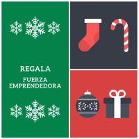 Navidad Online: Regalá fuerza emprendedora