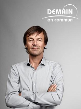 Demain en Commun - Nicolas Hulot au gouvernement