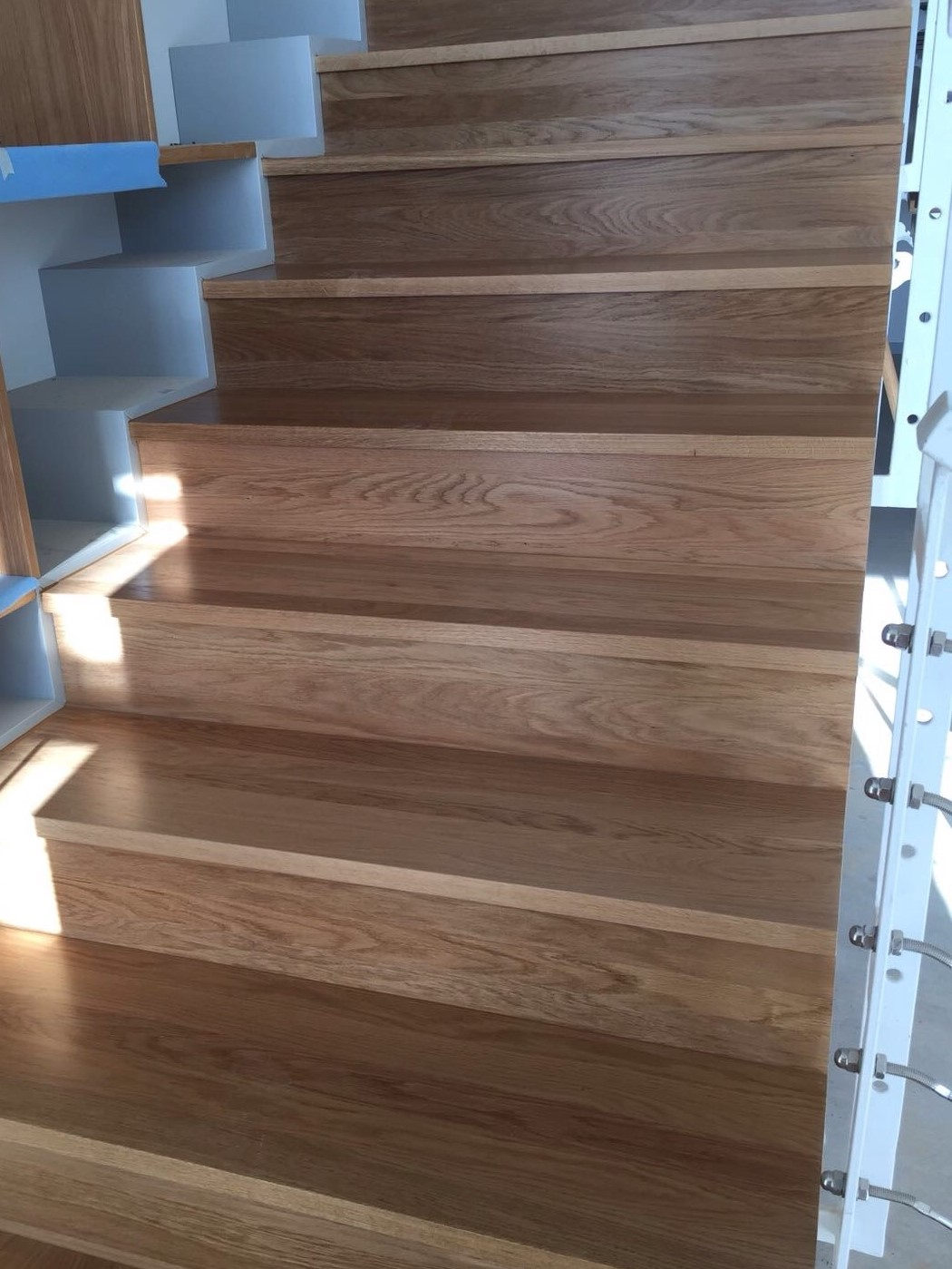Solid Wood Steps Demajo Timbers
