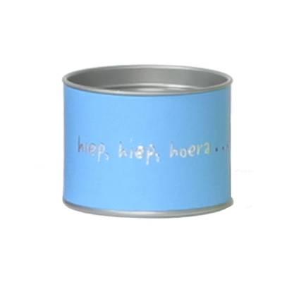 dekseldoos klein turquoise