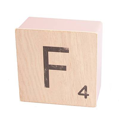 letter box F