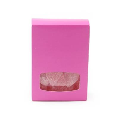 snoepdoosje glanzend roze