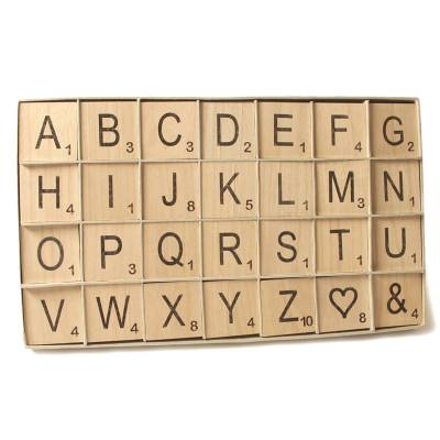 display letter box