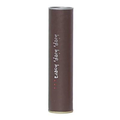 dekseldoos tube bruin