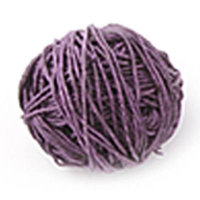 Wax koord violet