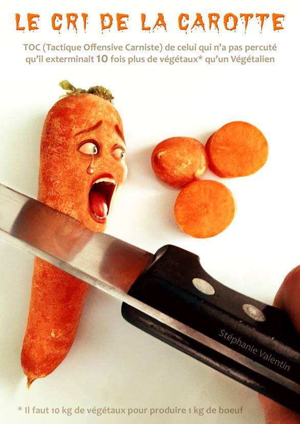 Le Cri De La Carotte : carotte, Parlait, Carotte, Piges