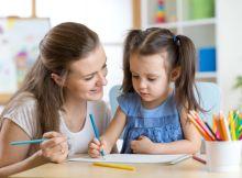 Cuidador/a de niños a domicilio