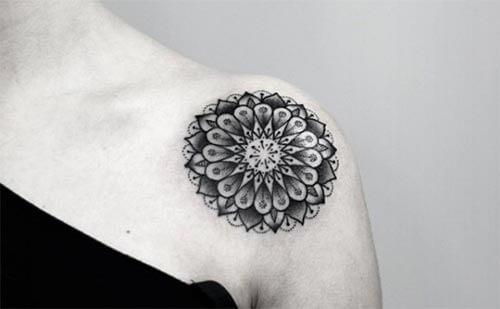 Tatuajes De Mandalas Como Elegir El Mejor Tatuaje De Mandala