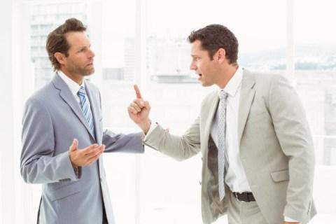 ¿Compañero tóxico en el trabajo?