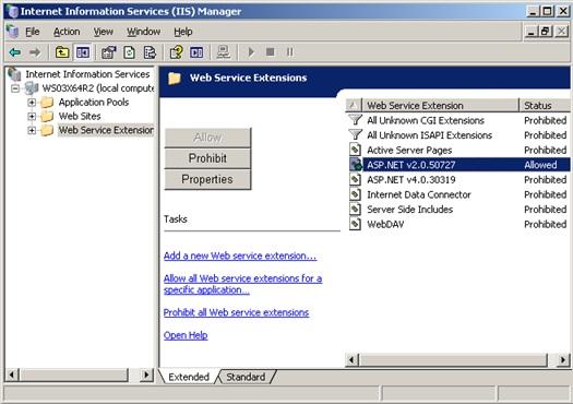 Server2003ASPNETAllowed