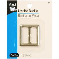Buckle For 1inches Strap - Gold