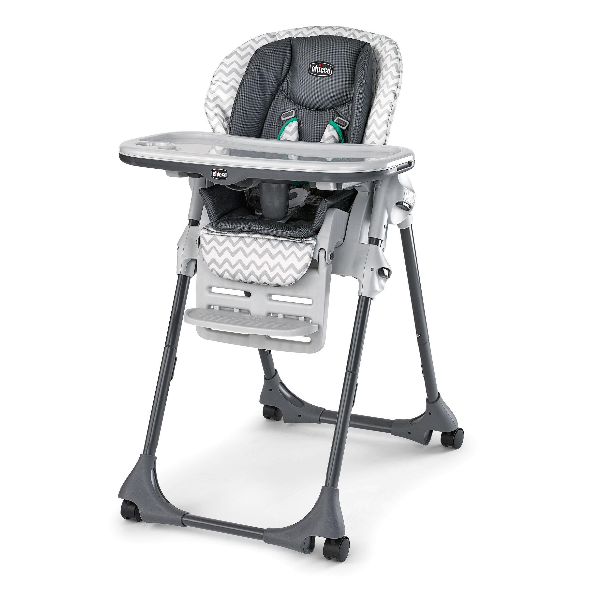 High Chairs Babies R Us Chicco Polly Double Pad Highchair Empire