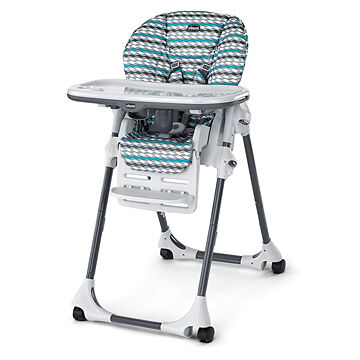 Chicco  Chicco Polly SE Highchair  Vapor