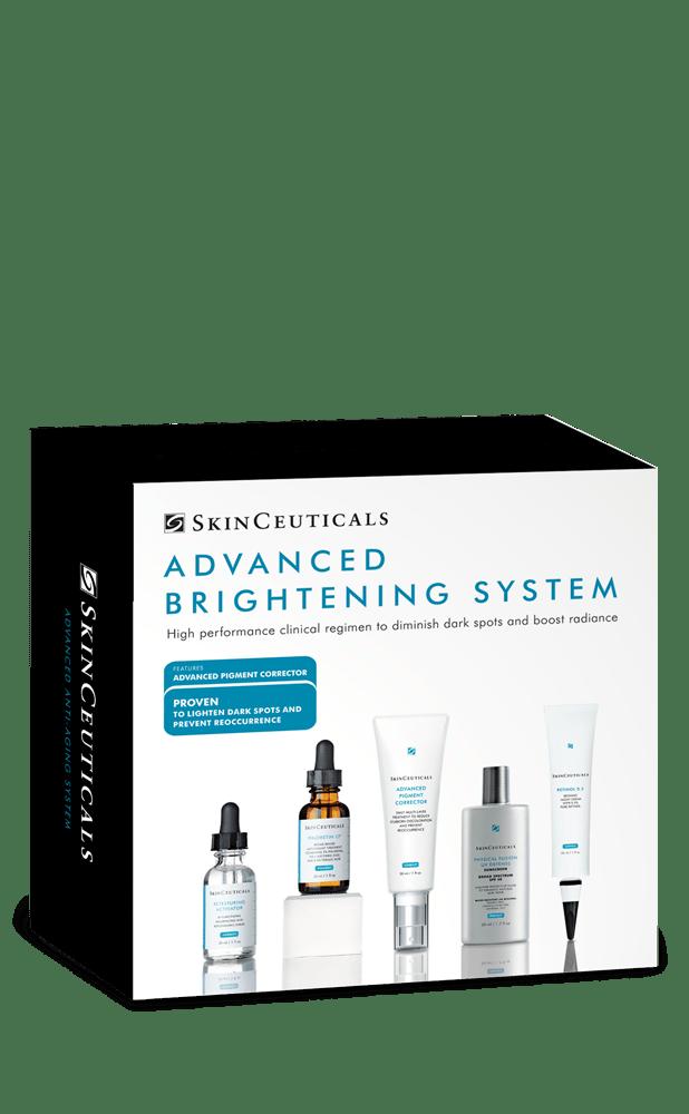 Advanced Brightening System