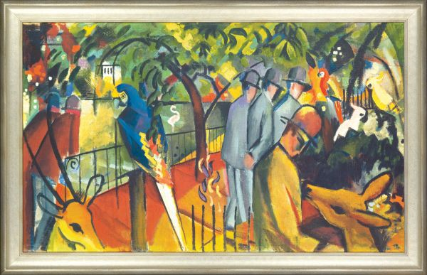 August Macke Zoological Garden