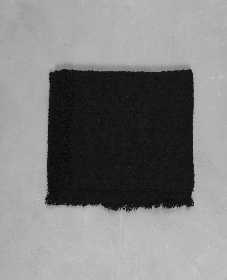 Plaid Pimkie (utilisé en écharpe)