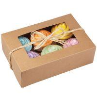 6 Cavity Kraft Cupcake Box | Wilton