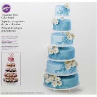 Towering Tiers Cake Stand | Wilton