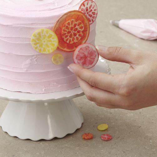 Book Cupcakes Tutorial Step 5