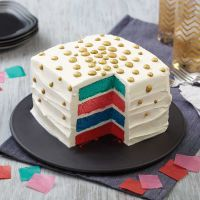 Easy Layers! Square Cake Pan Set | Wilton