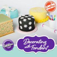 Fondant Cake Decorating Classes In Dubai - ruffled cake ...